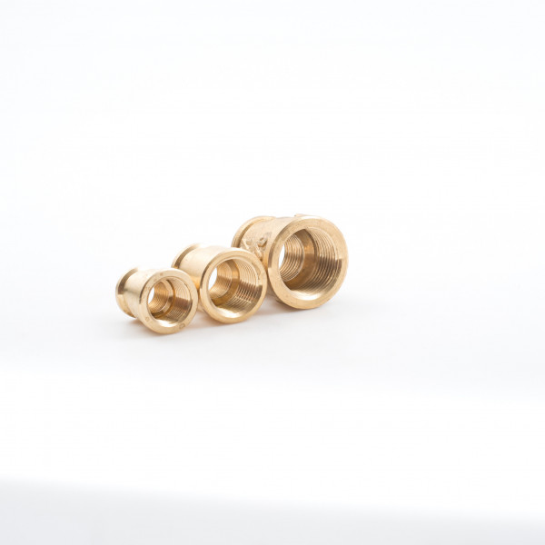 Reducers Brass BSP Female/Female