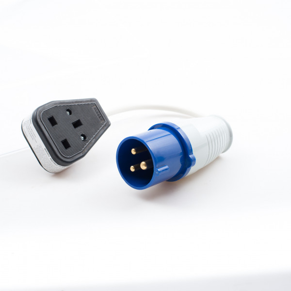 Shore Power Adaptor, to Plug in 13amp Appliances
