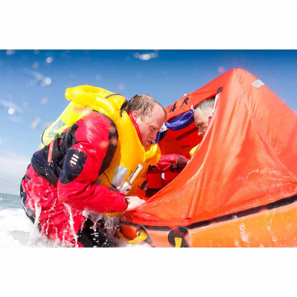 Crewsaver ISO Ocean Liferaft under 24hr Valise