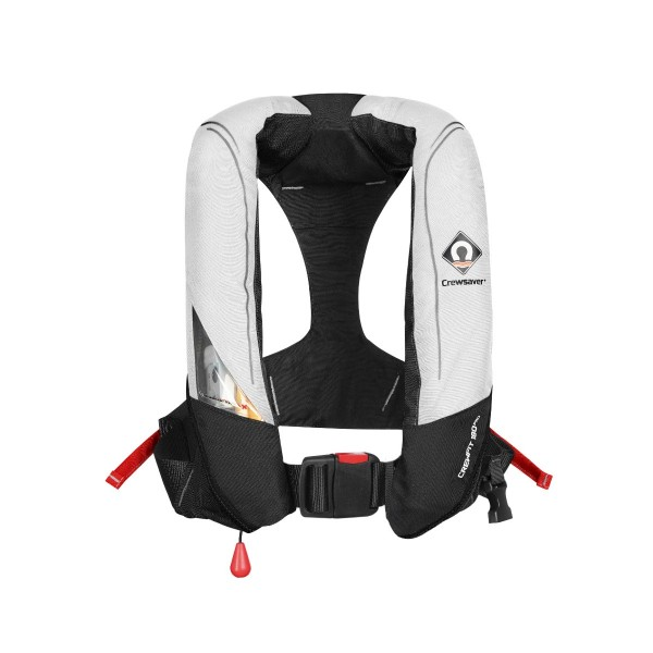 Crewsaver Crewfit 180N Pro Lifejacket Automatic White/Red