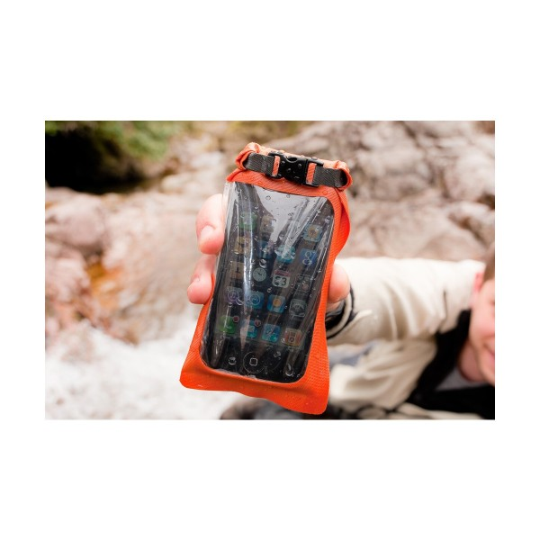 Aquapac Mini Stormproof Phone Case iPhone 1-5 Orange - 034