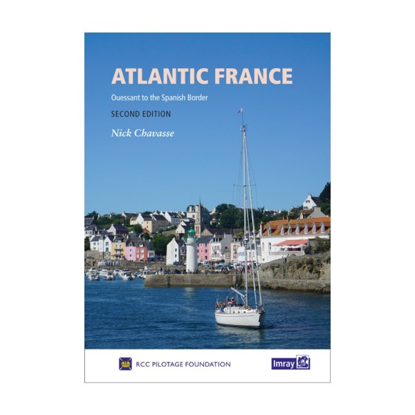 Atlantic France Pilot Ouessant to the Spanish Border
