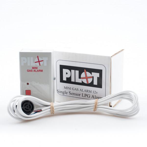 Pilot Mini Gas Alarm 12v