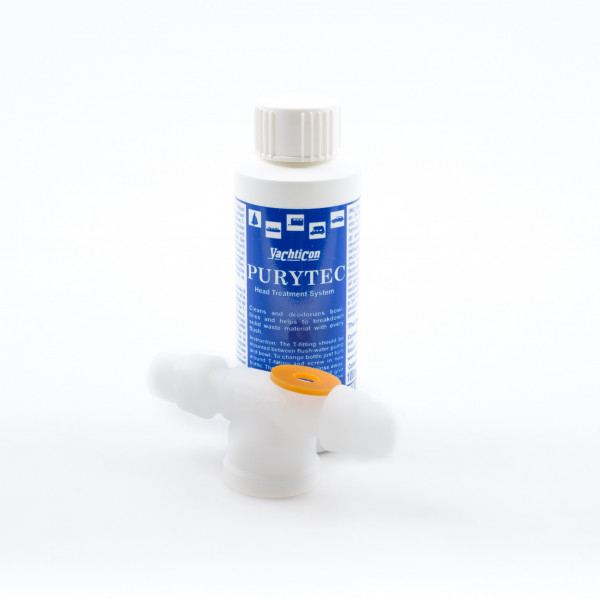 Purytec Head Cleaning System