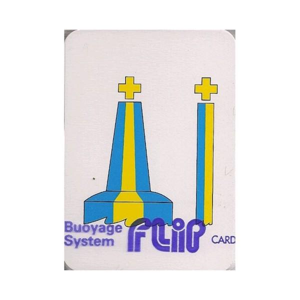 Flip Cards - IALA Buoyage Pack - A