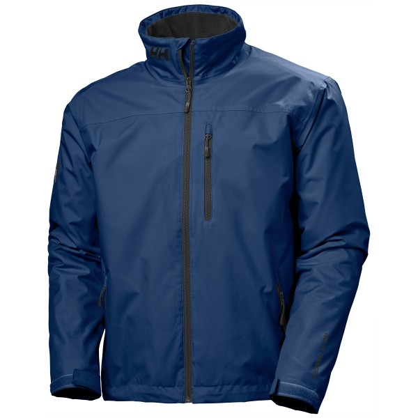 Helly Hansen Crew Midlayer Jacket North Sea Blue 30253