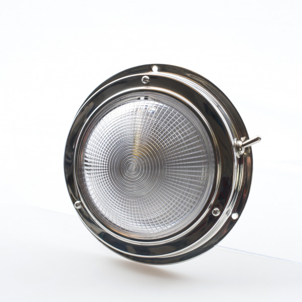 Dome Light SS Switched 127mm