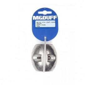 MGDUFF ZSA120 Zinc Shaft Ball Anode 30mm