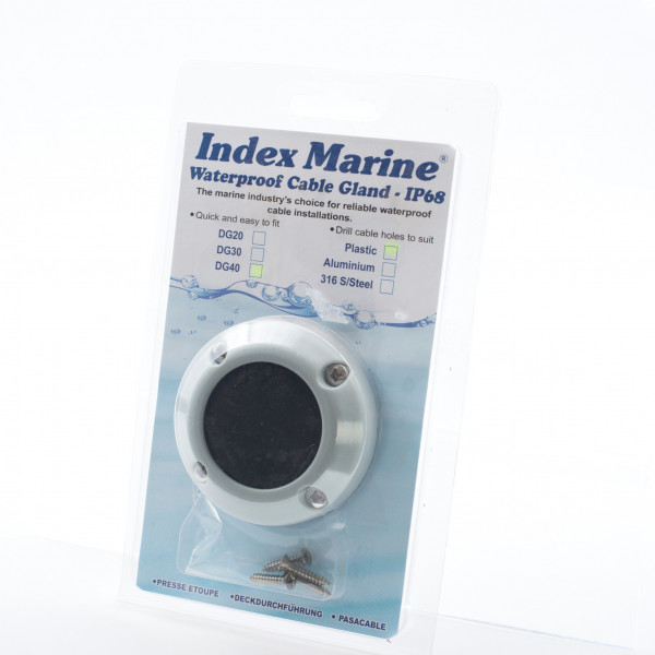 Index Marine DG40P Cable Gland