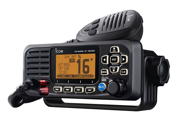 Icom M330GE DSC Fixed VHF with GPS