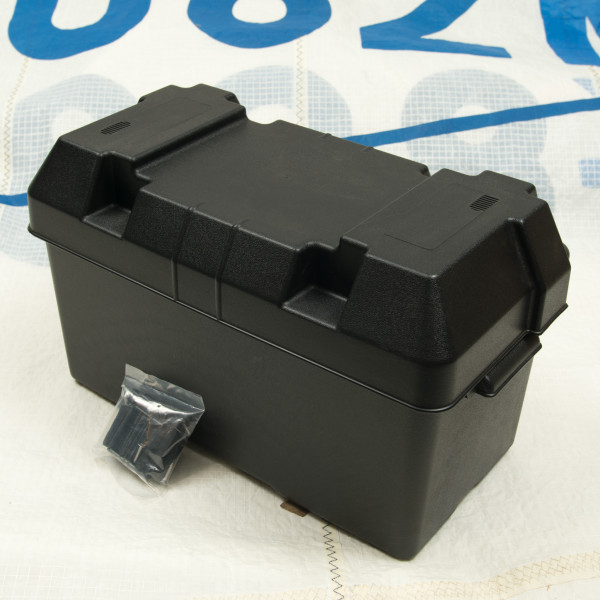 Battery Box Large Black