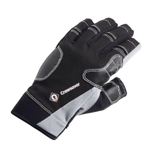 Crewsaver Short Finger Glove Black