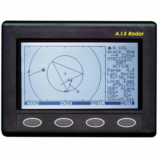 NASA Clipper AIS Radar