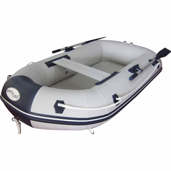 Waveline 2.3m Inflatable Dinghy Roundtail Airdeck Floor