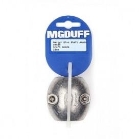 MGDUFF ZSA98 Zinc Shaft Anode 25mm