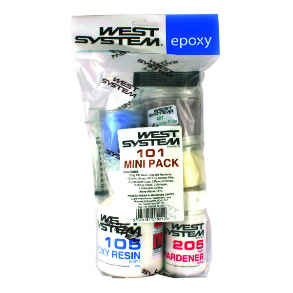 West System Mini Repair Pack