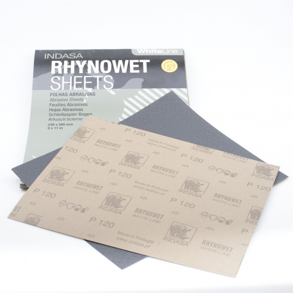 Wet or Dry Sand Paper