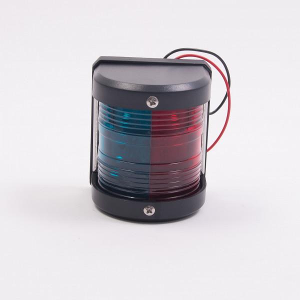 LED BiColour Combination Light Black