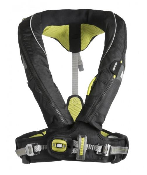 Spinlock Deckvest 5D 170N Pro Sensor Lifejacket Black
